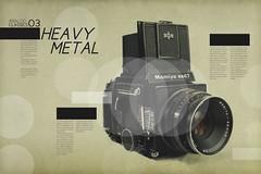 Heavy Metal - Mamiya RB67 Medium Format SLR - Analog Classics series 03