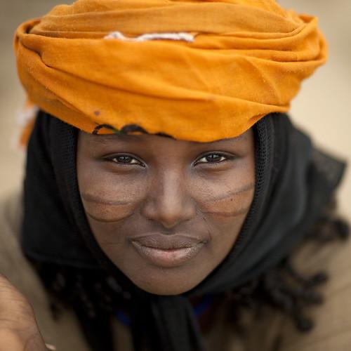 Miss Binki Mama, Karrayyu girl, Ethiopia