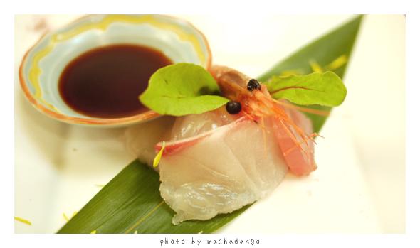 旅籠屋風生魚片