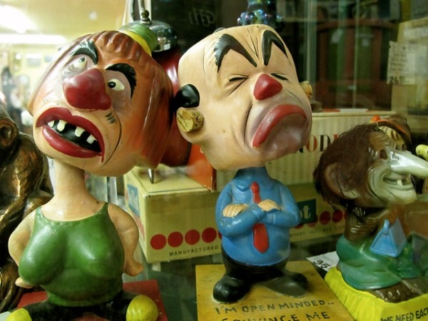 vintage toys bobbleheads Flickr Photo Sharing!