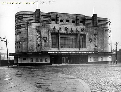 The Apollo in 1950