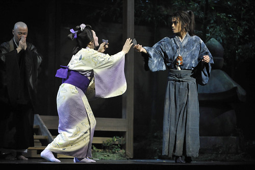 Musashi - Photo by Stephanie Berger