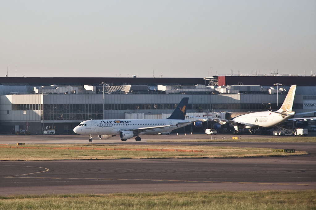 Air One and Gulf Air