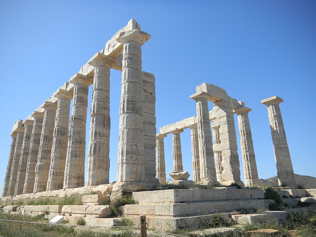 Sanctuary at Cape Sounion