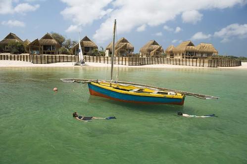 Dugong Beach Lodge, Vilanculos, Mozambique
