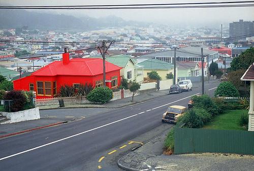 newtown nz 1991