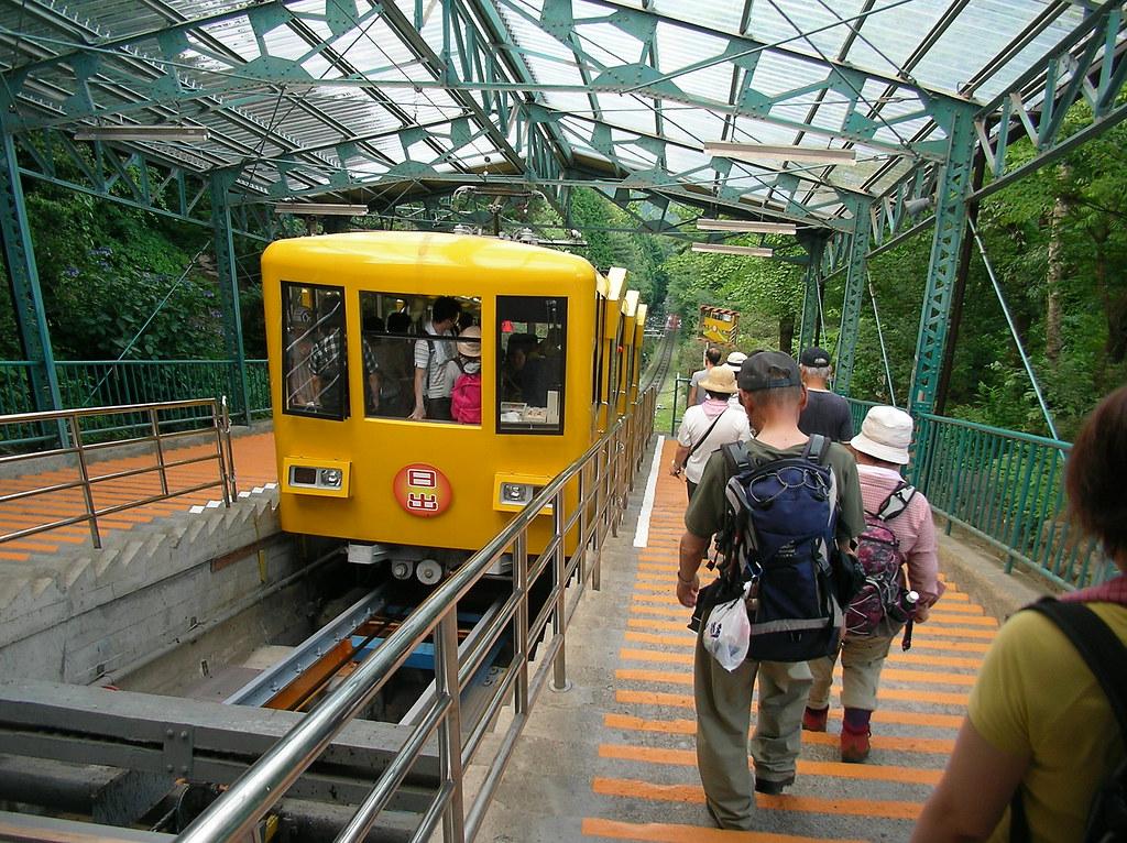 御岳山ケーブルカー Mt.Odakesan Trekking(Okutama)