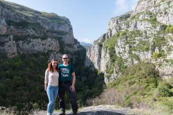 Ik had een gids gevonden om mij te begeleiden op de Janapar trek door Nagorno Karabach.