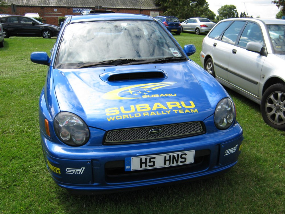 medium resolution of 2002 subaru wrx sti prodrive impreza 1994cc h5hns fn02fmp by midlands vehicle photographer