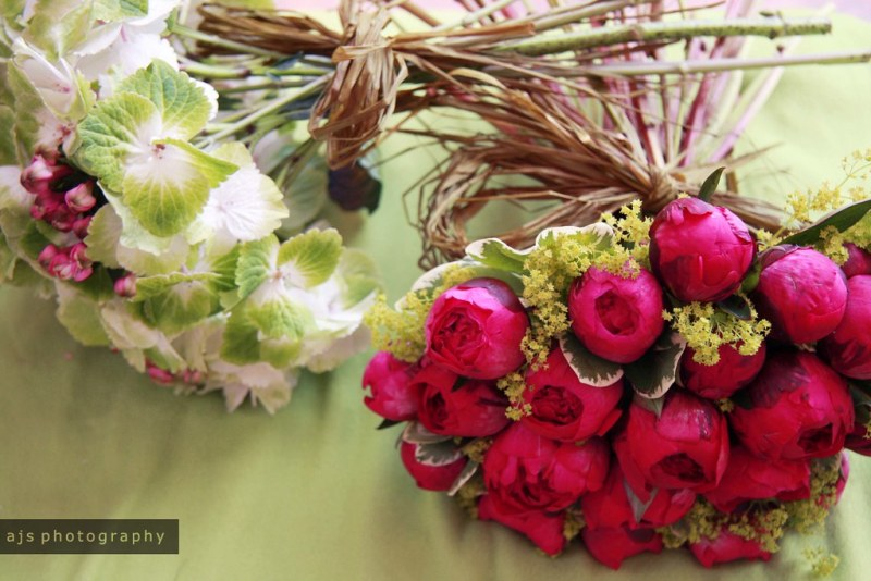 big day | bouquets