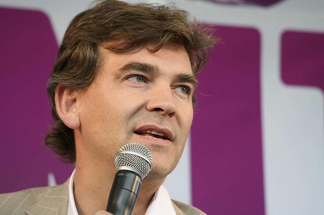 Arnaud Montebourg, Fête de la Fraternité 2010