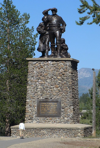 Donner Memorial, California