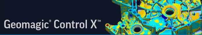Geomagic Control X 2017