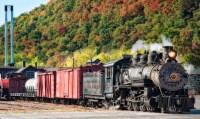 Engine 15, East Broad Top Railroad, Rockhill Furnace, Pa