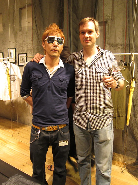 Kimachi and Jeroen