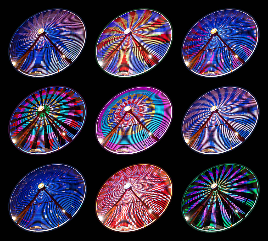 Schaghticoke Fair (Ferris Wheel, Quarter) - Schaghticoke, NY - 10, Sep.jpg