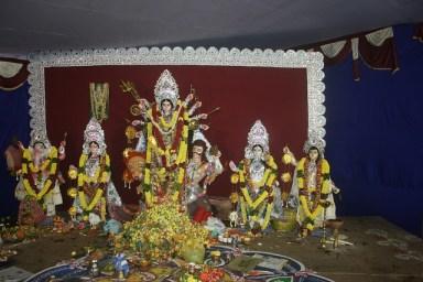 Durga Pooja- Besant Nagar