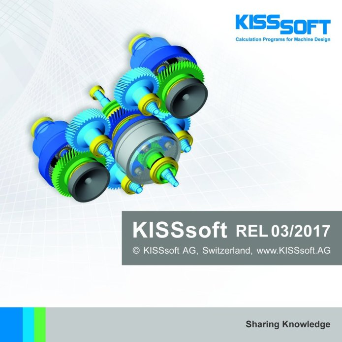 KISSsoft 2017.03A x86 full license
