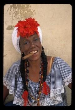 CigarLady 1
