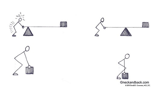 Proper Lift Techniques | Donald Corenman, MD | Colorado Spine Surgery
