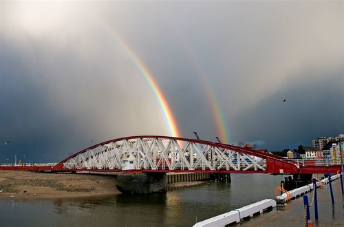 Rainbow Rising.