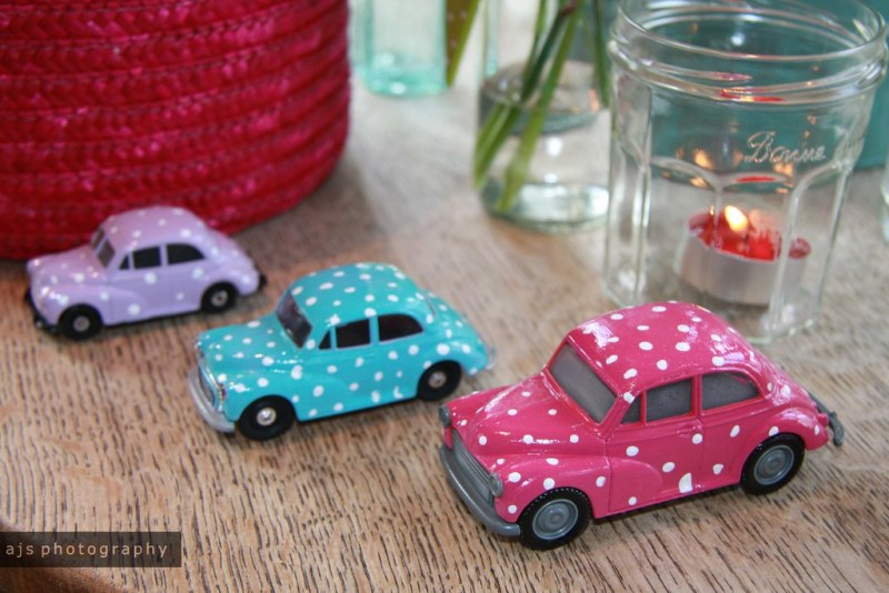 big day | polka dot morris minors