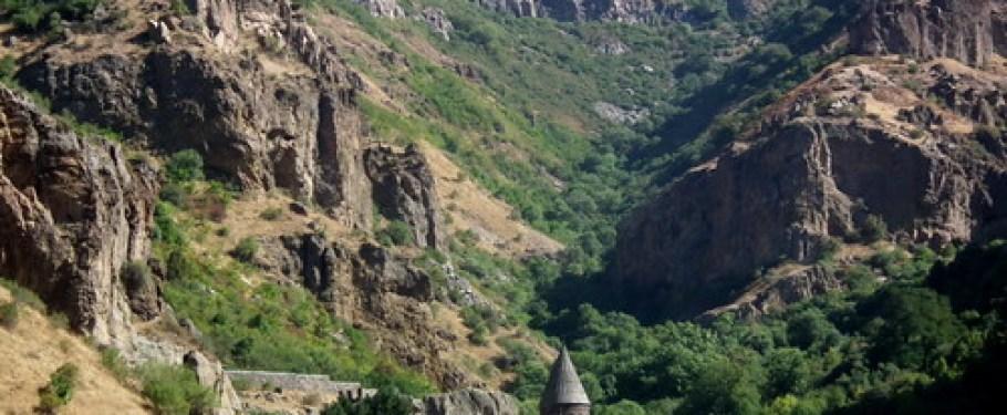 Monasterio Geghard Armenia Patrimonio Humanidad 01
