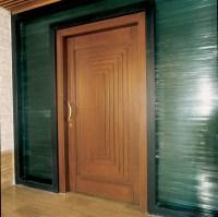 custom made wooden entry door | Flickr - Photo Sharing!