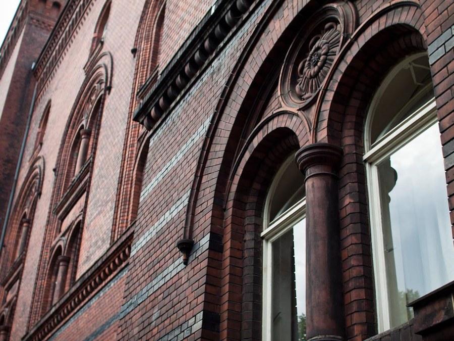 Viktoria-Kaserne, foto door Alex Kiausch   Standort Hamburg