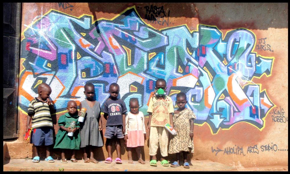 Kidulthood. . . . Uganda. 2010