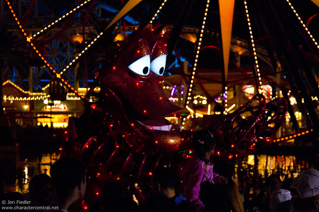Disneyland Aug 2010 - Carnivale of Color