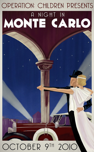 A Night in Monte Carlo by Paul Roman Martinez