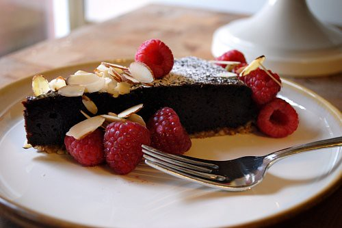 Flourless Chocloate Torte
