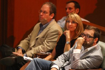 TEDxBoston 2010: Jimmy Guterman, Danielle Duplin, Matt Saiia