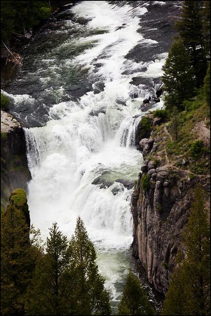 Idaho Lower Mesa Falls  Flickr  Photo Sharing