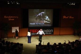 TEDxBoston 2010: Frank Reynolds