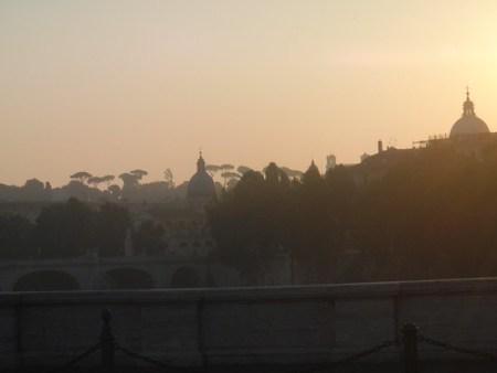 Sleepy Rome