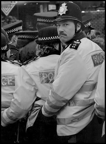 A policemans lot by Davidap2009