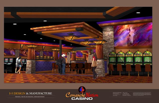 DESIGN  Casino Pit Design Rendering  Casino Pit Area