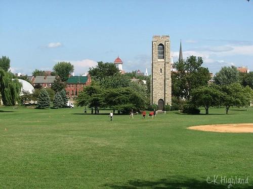 Bell Tower Baker Park