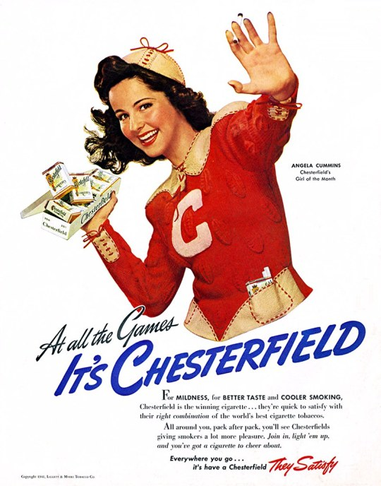 Chesterfield - 1941