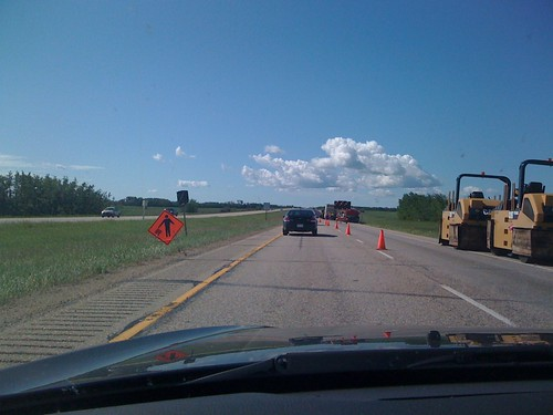 Construction Season in Alberta