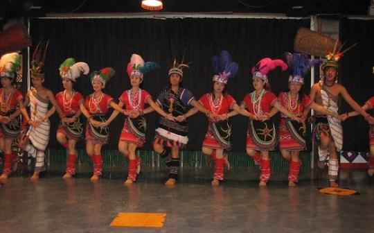 Atayal Aboriginal Dance Show, Wulai, Taiwan