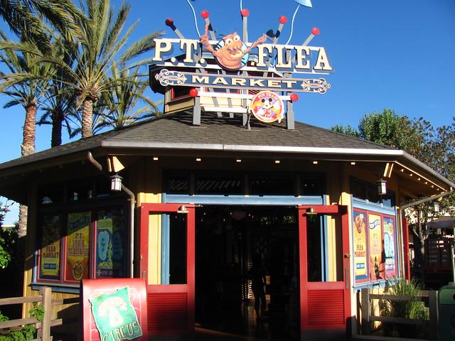 P.T. Flea Market