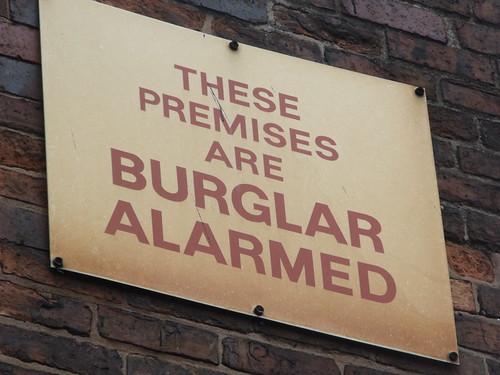 Burglar Proof Architecture