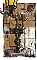 little prague beer-pump
