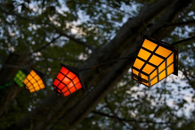 Flickr: The Vintage Patio Lanterns Pool