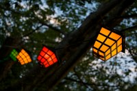 Flickr: The Vintage Patio Lanterns Pool