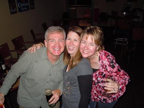 Greg, me & Dana