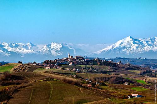 Foto meteo Nizza Monferrato Monferrato in inverno